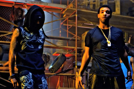 DRAKE FUTURE PERFORM TONY MONTANA IN TORONTO
