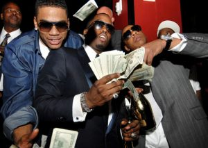 rappers who gamble